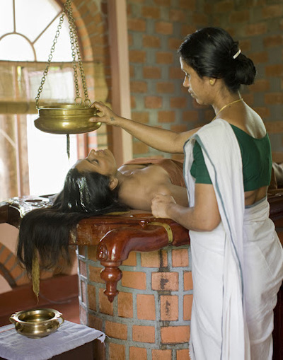 Come feel the Health spa India at kairali and make you feel chilled