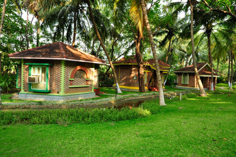 A place at kairali with indigenous Ayurvedic spa makes you feel like heaven