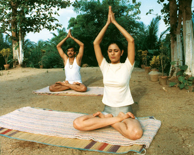 Kairali Yoga Teachers